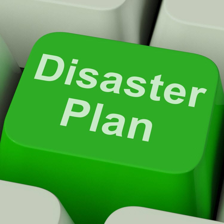 Disaster Recovery Planning  Disaster Recovery Plan Template